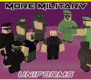More Military Clothes
