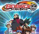 Beyblade: Metal Fury