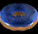 Вибуховий чорничний пончик (CC)