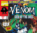 Venom Sign of the Boss Vol 1