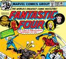 Fantastic Four Vol 1 202