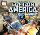 Captain America Annual Vol 2 1