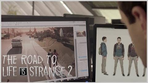 YonedgeHp/Square Enix lanza el documental El camino a Life is Strange 2