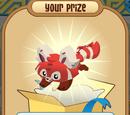 Red Panda Plushie (2018)