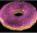 Рожевий пончик з посипкою (CC)