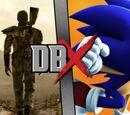 Lone Wanderer vs Sonic