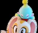 Cream the Rabbit (Canon, Game Character)/Maverick Zero X