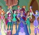 Canciones de la 1ª Temporada (World of Winx)