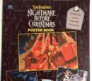 Nightmare Before Christmas Poster Book