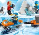 60191 Les explorateurs de l'Arctique