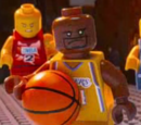 Shaquille O'Neal (Trigger Happy the Gremlin)
