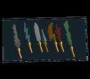 Golden Blades