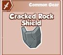 Cracked Rock Shield
