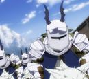 Goblin Paladin-Knight Squad
