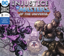 Injustice vs. Masters Of The Universe Vol.1 3