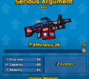 Serious Argument