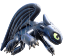 Toothless the Dragon
