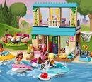 10763 La maison au bord du lac de Stéphanie