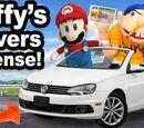 Jeffy's Drivers License!