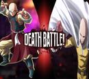Tien vs Saitama