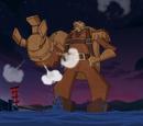 Steamer's Revenge