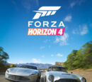 Forza Horizon 4/Best of Bond Car Pack