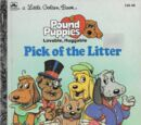 Pound Puppies-Loveable Huggable Pick of the Litter