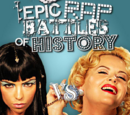 Cleopatra vs Marilyn Monroe/Gallery