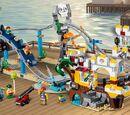 31084 Les montagnes russes des pirates