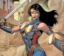 Wonder Woman/Injustice Comic
