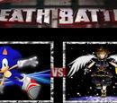 Sonic The Hedgehog VS Sora