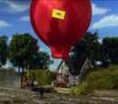 Duncan und der Heißluftballon