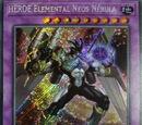 HÉROE Elemental Neos Nébula