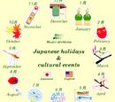 DemonaCarrolltucky/Japanese Holidays