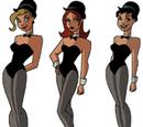 Jay, Lark and Raven (The New Batman Adventures)