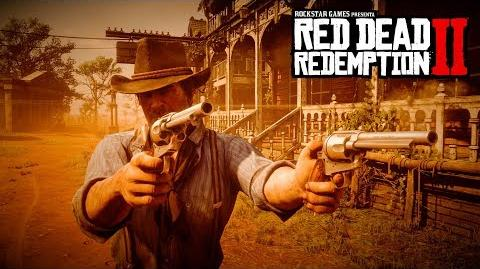 Red Dead Redemption 2 video di gameplay ufficiale, parte 2
