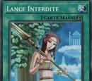 Lance Interdite