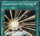 Changement de Masque