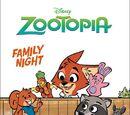 Disney Zootopia: Family Night