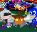 Catboy and the Meowloween!