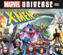 Marvel Universe Magazine Fall Vol 1 1