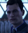 Connor (CyberLife Tower) Battle for Detroit.jpg