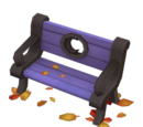 Spooky Bench