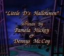 Little D's Halloween