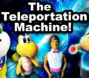 The Teleportation Machine!