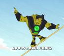 Noobs Down Under