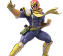 Captain Falcon (F-Zero Series)
