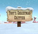 Toby's Christmas Critter / A Very Tricky Christmas