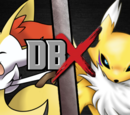 Braixen vs Renamon