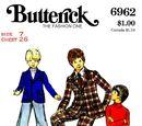 Butterick 6962 B
